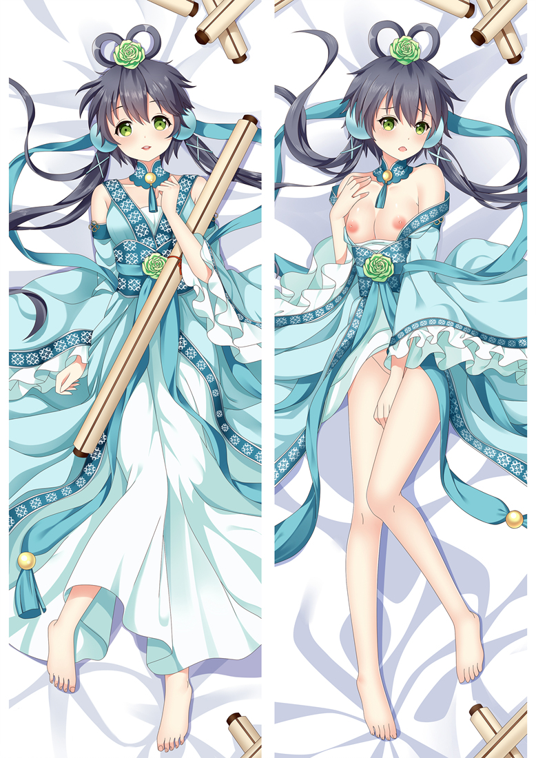 Luo Tianyi - Vocaloid Dakimakura 3d pillow japanese anime pillowcase